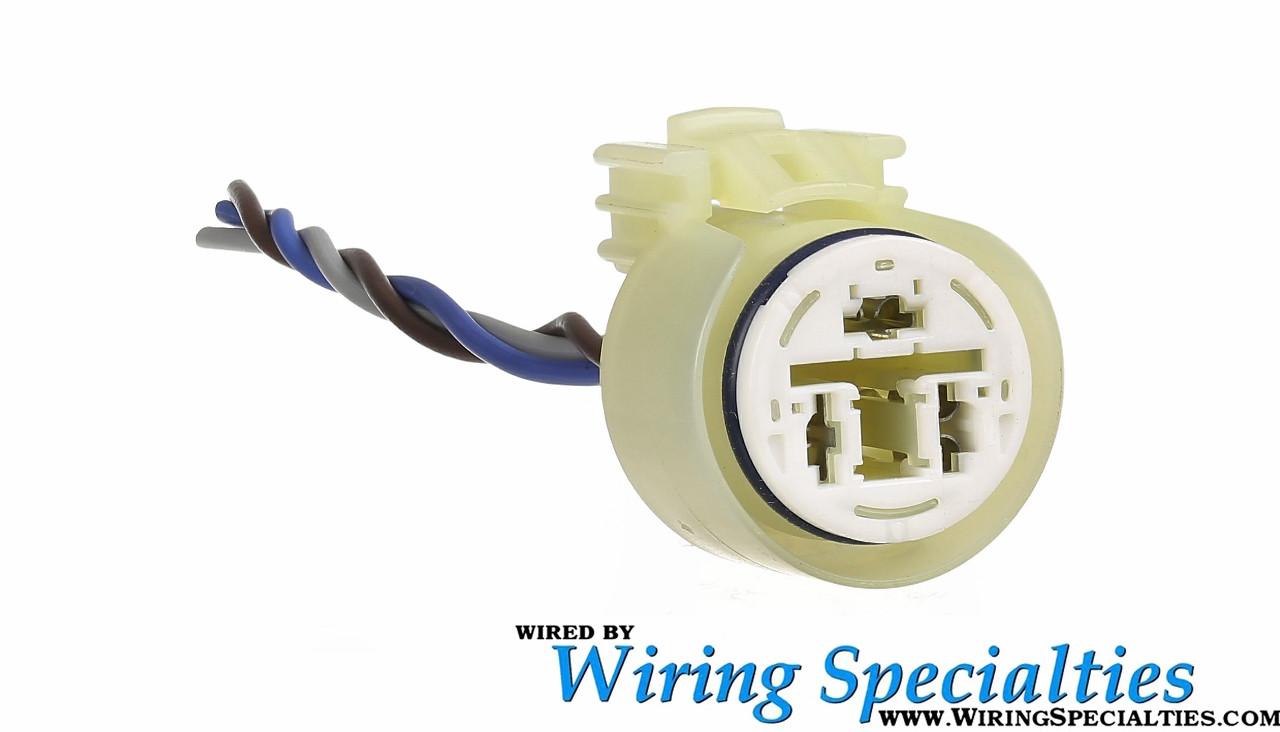 1JZ Round Alternator Connector Wiring Specialties