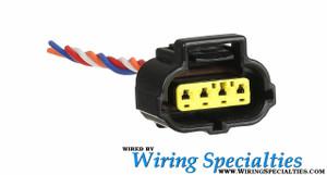 2JZ TPS Throttle Position Sensor Connector Wiring