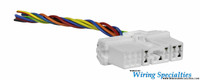 SOHC S13 Dash Interface Connector