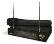 Nady Encore II HT Handheld Wireless Microphone System (Refurbished)