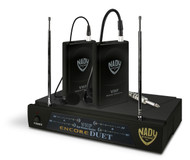 Encore Duet HM Dual Wireless head-mic System (Refurbished)