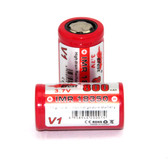 Efest 18350 IMR Battery (Red / 800 mAh / Flat Top)