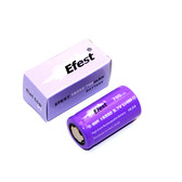 Efest 18350 IMR Battery (Purple / 700mAh / Flat Top)