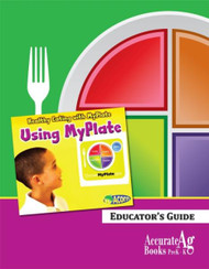 Using My Plate: Educator's Guide and Book