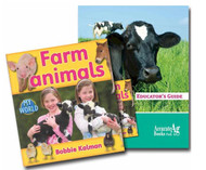 Farm Animals: Educator's Guide and Book