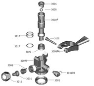 Keg Couplers Product Diagrams With A Lifetime Guarantee