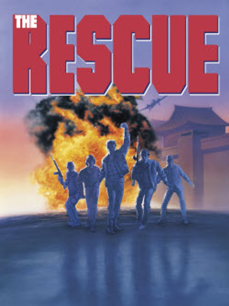 The Rescue DVD