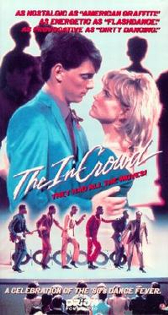 The In Crowd DVD