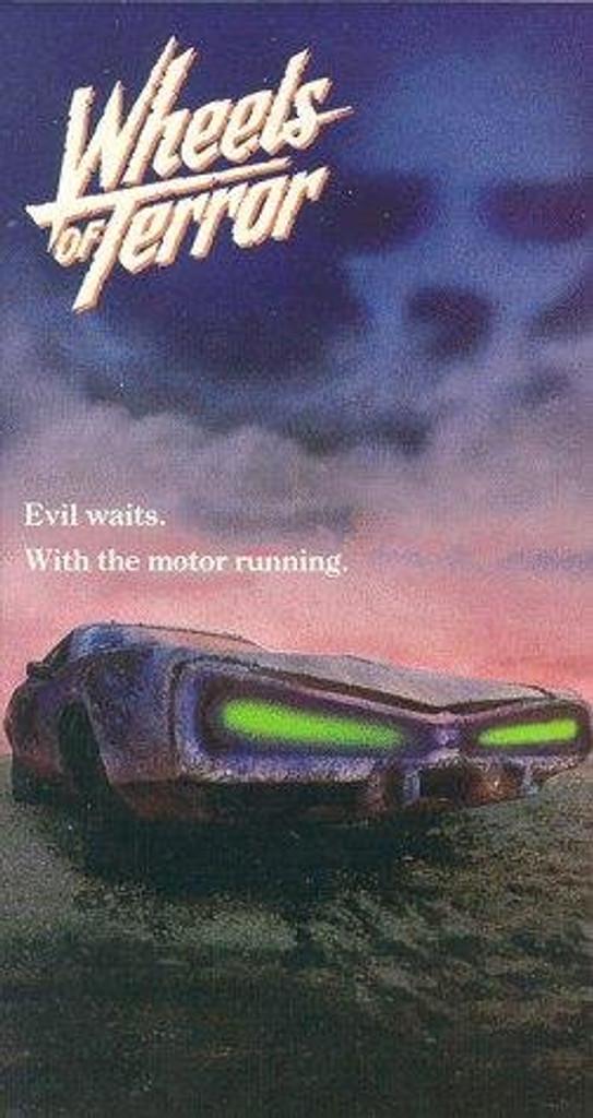 Wheels of Terror on DVD 1990