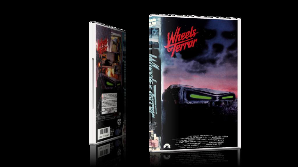 Wheels of Terror DVD  Starring Joanna Cassidy