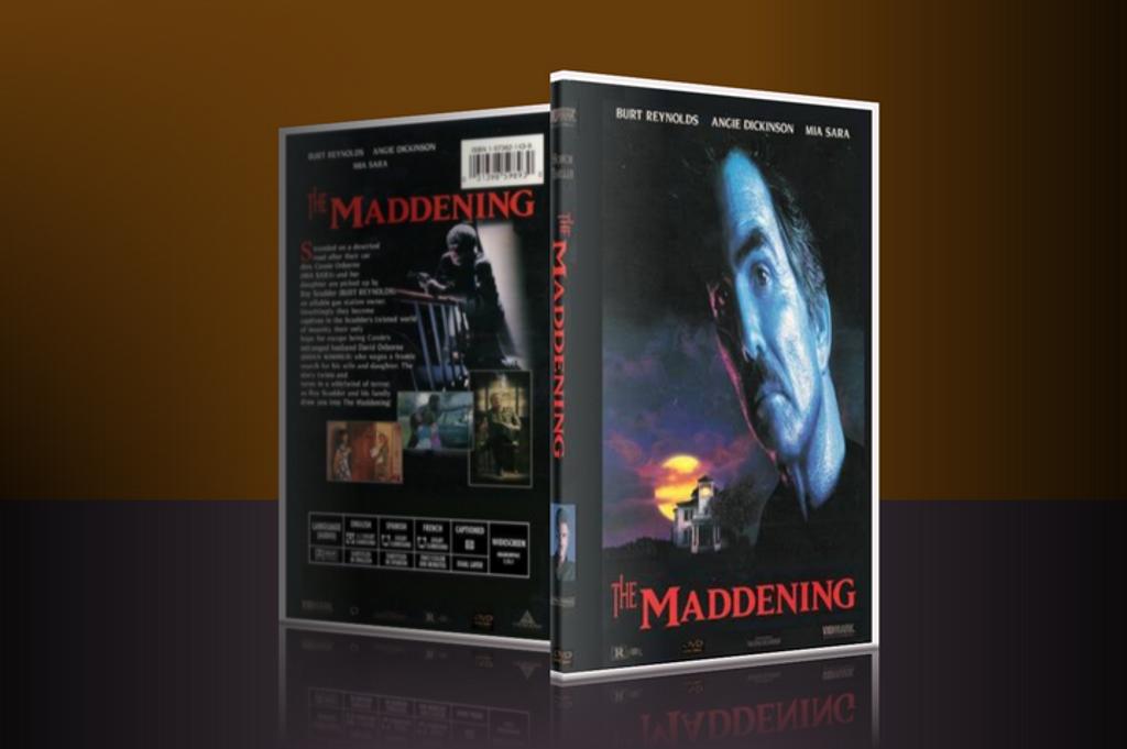 The Maddening DVD 1995