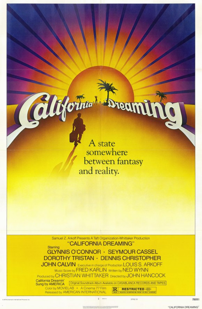 California Dreaming DVD