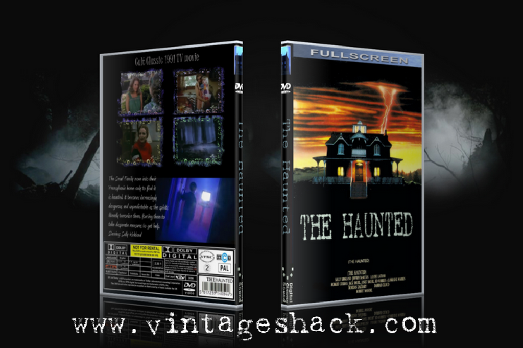 The Haunted - DVD Sally Kirkland