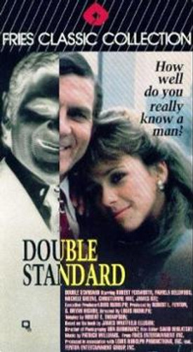 Double Standard DVD Starring Robert Foxworth (Based on a True Story)