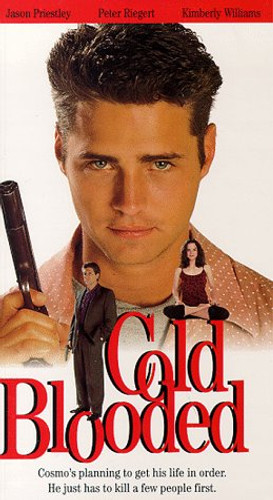 """Jason Priestley in """"Coldblooded"""" available on DVD"""