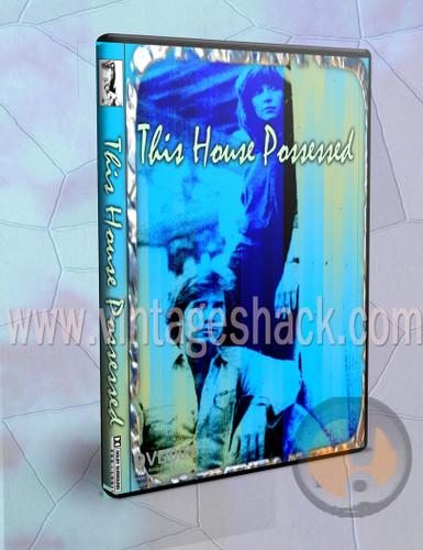 This House Possessed DVD 1981 Parker Stevenson