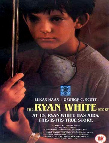 the ryan white story starring Lukas Haas