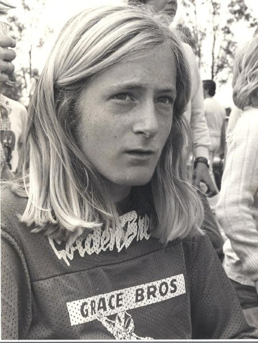 """Original """"Z-boy"""" Stacy Peralta, Freewheelin' 1976 movie, rare and now obscure classic"""