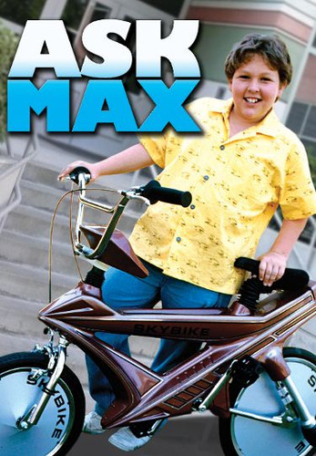 The 60-minute comedy Ask Max stars Jeff B. Cohen in the title role. A 12-year-old genius, poor Max is a washout socially. To impress his girl friend, he sells the design of his latest invention-a jumping bike-to a major toy company. The upshot of this is that Max is appointed a company vice-president (but he still hasn't quite won over that girl!) Cassie Yates, Ray Walston, and Glynn Turman costar, while Kareem Abdul Jabbar makes a guest appearance. Ask Max originated as the November 2, 1986 installment of TV's Disney Sunday Movie.