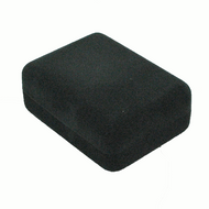 Black EcoSuede Pendant/Earring Box