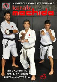 MASTERCLASS SERIES MACHIDA Karate Family Seminar 2015  by Karate Machida