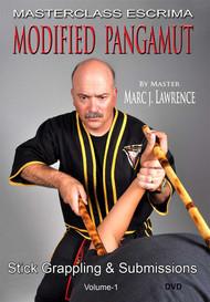MASTERCLASS ESCRIMA MODIFIED PANGAMUT (DVD SET Vol-1) By Master Marc J. Lawrence