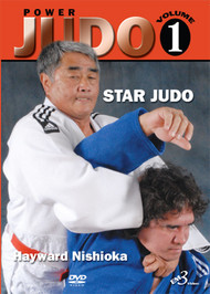 POWER JUDO Vol. 1 STAR POWER JUDO By Hayward Nishioka