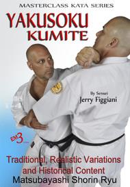 MASTERCLASS KATA SERIES YAKUSOKU KUMITE (New Release) By Sensei Jerry Figgiani