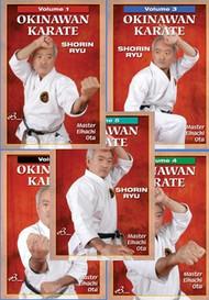 OKINAWAN KARATE (Volumes 1–5) By Master Eihachi Ota