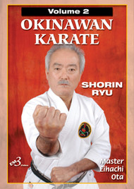 OKINAWAN KARATE  SHORIN RYU Volume 2 By Master Eihachi Ota