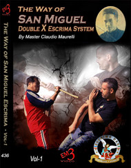 The Way of San Miguel Double X Escrima System