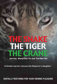 Snake the Tiger the Crane Movie