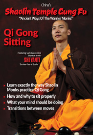 Shaolin Temple GUNG FU Series Vol-3 Qi Gong Sitting