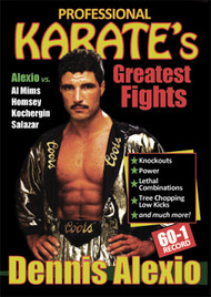 PROFESSIONAL KARATE'S GREATEST FIGHTS