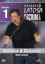 ADVANCED LATOSA ESCRIMA - Vol. 1 by Rene Latosa