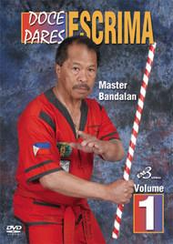 DOCE PARES ESCRIMA- Vol. 1  By Alfredo Bandalan