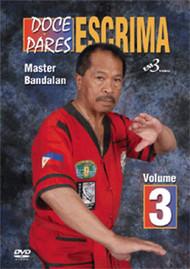 DOCE PARES ESCRIMA - Vol. 3  By GM Alfredo Bandalan