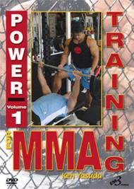 POWER TRAINING for MMA-1  By Ken Yasuda