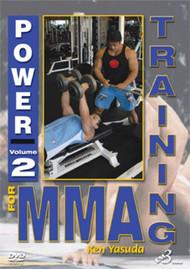 POWER TRAINING for MMA-2  By Ken Yasuda