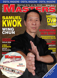 2012 WINTER ISSUE MASTERS MAGAZINE & FRAMES VIDEO