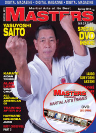 2013 SPRING ISSUE MASTERS MAGAZINE & FRAMES VIDEO