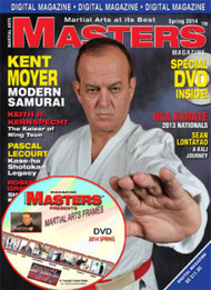 2014 SPRING ISSUE MASTERS MAGAZINE & FRAMES VIDEO