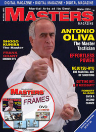 2014 WINTER ISSUE MASTERS MAGAZINE & FRAMES VIDEO