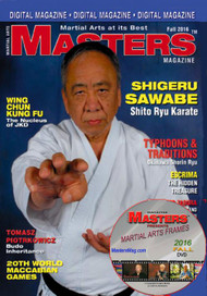 2016 FALL ISSUE MASTERS MAGAZINE & FRAMES VIDEO