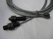 206572 Cable for Benwil TP-7 Benwil Lift Set of 2 Cables