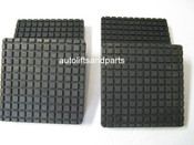 Rubber Lift Arm Pad for BendPak Lift Set of 4