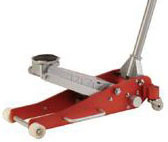 200SS AFF American Forge 2 Ton Aluminum Racing Jack