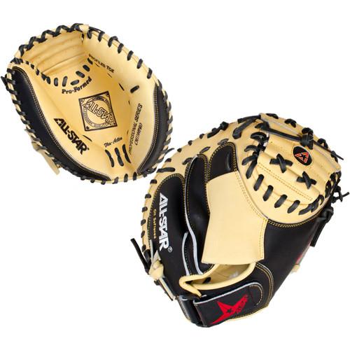 All-Star Pro-Advanced 31.5 Inch CM1100PRO Youth Baseball Catchers Mitt