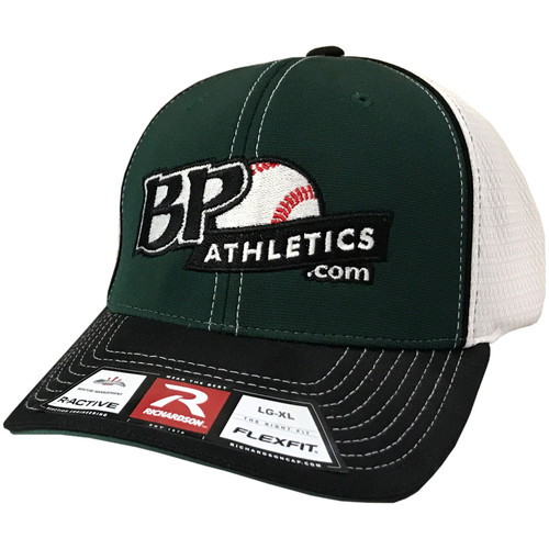 BP Athletics Baseball/Softball Pulse FlexFit Hat by Richardson