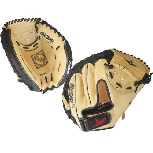 """All-Star Pro-Comp 33.5"""" CM3200SBT Baseball Catchers Mitt"""